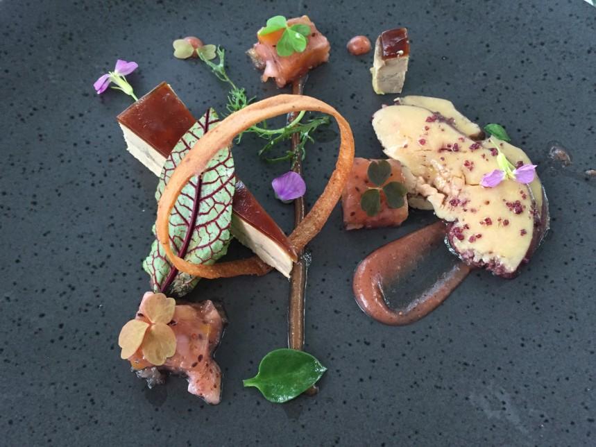 Foie gras op drie wijzen